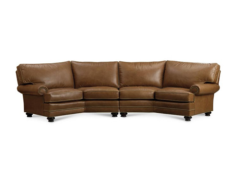 Leathercraft - Garland Series Sectional - 2565