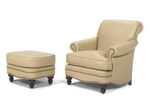 Leathercraft - St. Thomas Chair - 2572