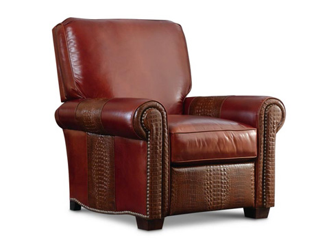 Leathercraft - Robinson High Back Recliner - 2677H