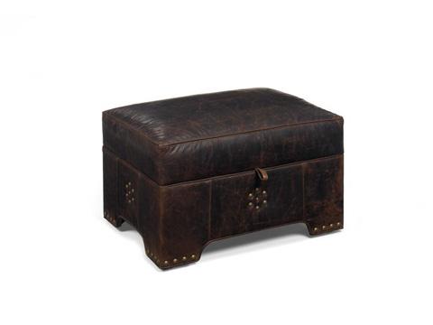 Leathercraft - Rory Storage Ottoman - 2783-ST