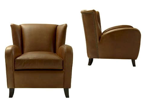 Leathercraft - Roland Chair - 2802
