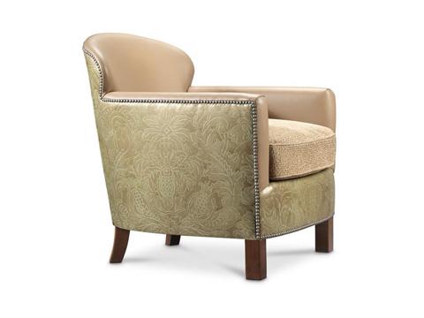 Leathercraft - Magnus Chair - 2872