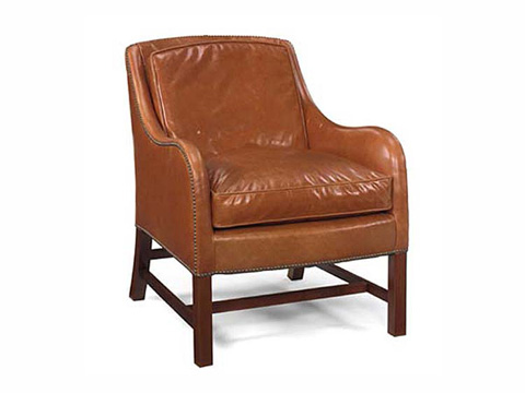 Leathercraft - Justice Chair - 2892