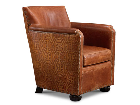 Leathercraft - Lodge Chair - 2898