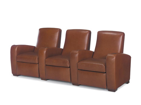Leathercraft - Home Theatre Seating - 307