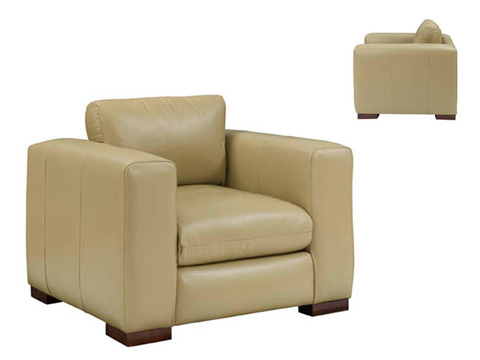 Leathercraft - Griffin Chair - 3132