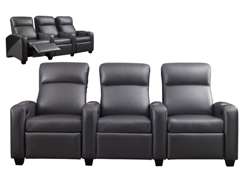 Leathercraft - Home Theatre Seating - 437