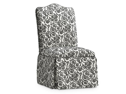 Leathercraft - Lauralai Dining Chair - 452-10
