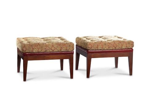 Leathercraft - Norwich Ottoman - 483