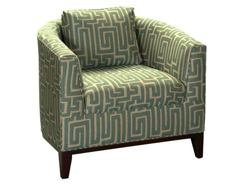 Leathercraft - Crawford Chair - 4912