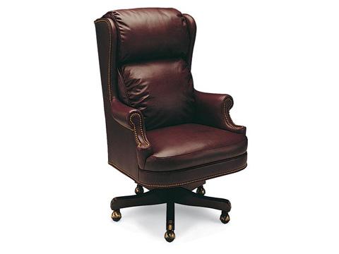 Leathercraft - Cambridge High Back Tilt Swivel Chair - 613-25