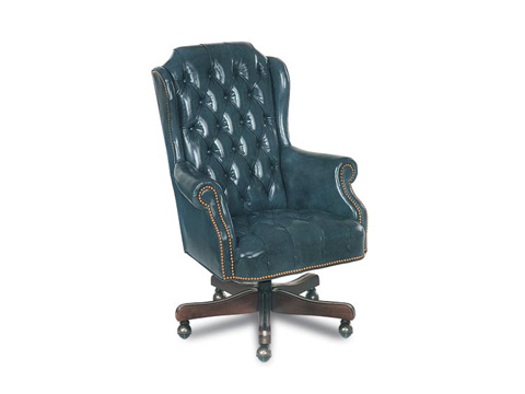 Leathercraft - Curtis Tilt Swivel Chair - 623-38
