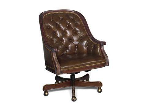 Leathercraft - Draper Executive Swivel Chair - 683-28