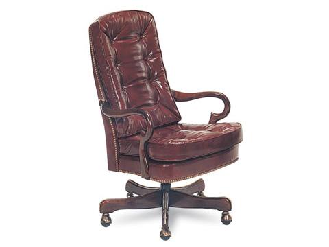 Leathercraft - Geurin Tilt Swivel Chair - 707