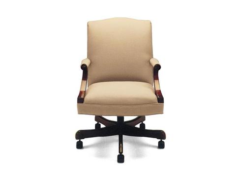 Leathercraft - Richmond Low Back Tilt Swivel Chair - 7072
