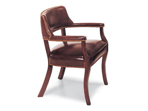 Leathercraft - Cagney Accent Chair - 736-27