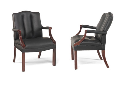 Leathercraft - Harvard Dining Chair - 7601-OA