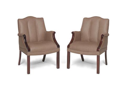 Leathercraft - Harvard Dining Chair - 7601-UA