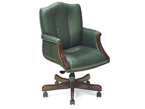 Leathercraft - Harvard Tilt Swivel Chair - 7603-UA