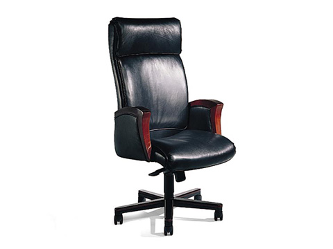 Leathercraft - Henderson High Back Executive Chair - 8133-UA
