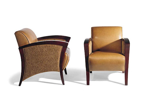 Leathercraft - Henderson Lounge Chair - 8137