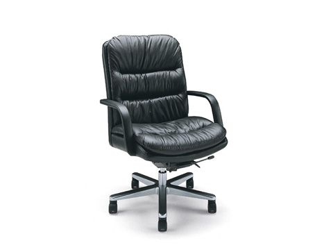 Leathercraft - Infinity High Back Executive Chair - 9103