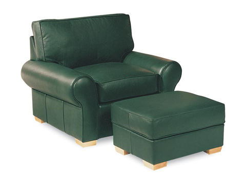 Leathercraft - Channing Chair - 915-02