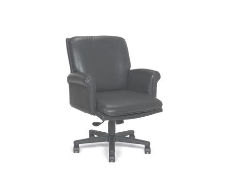 Leathercraft - Trent Low Back Knee Tilt Chair - 9302