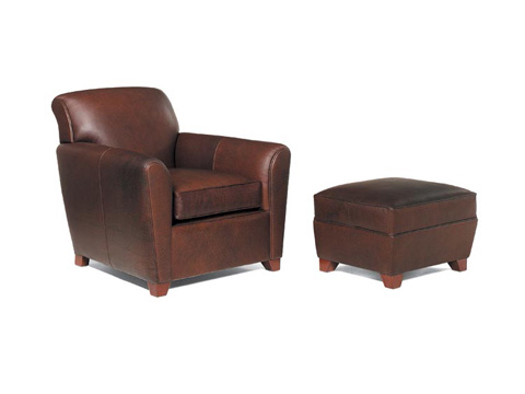 Leathercraft - Paloma Chair - 975-02