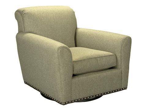 Leathercraft - Paloma Swivel Chair - 975-02SW