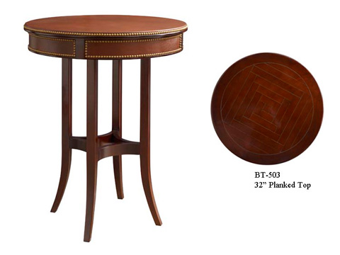 Leathercraft - Andrews Bistro Table - BT-500