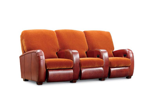 Leathercraft - Eastwood Series Home Theatre Seating - 407/417