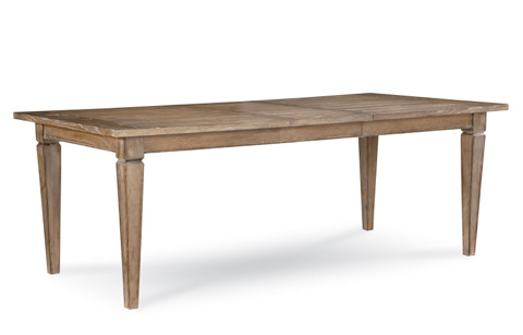 Image of Brownstone Village Rectangular Leg Table