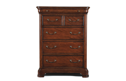 Legacy Classic Furniture - Evolution Five Drawer Chest - 9180-2200