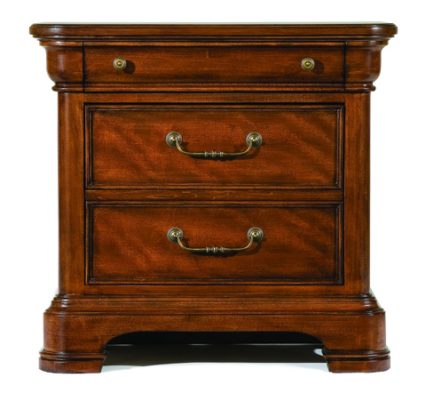 Image of Evolution Three Drawer Nightstand