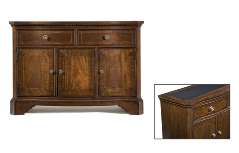 Legacy Classic Furniture - American Traditions Credenza - 9350-151