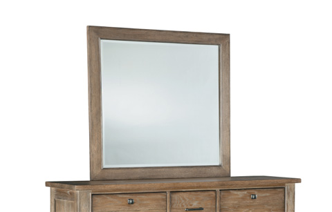 Legacy Classic Furniture - Brownstone Village Dresser with Mirror - 2760-0100/1200