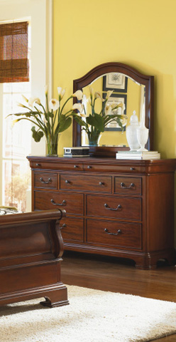 Image of Evolution Dresser with Mirror