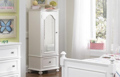 Legacy Classic Furniture - Mirrored Door Wardrobe - 2830-2300