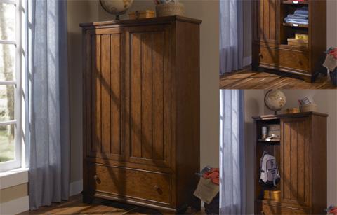 Legacy Classic Furniture - Bookcase Locker - 2960-2500