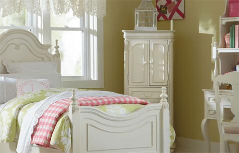 Legacy Classic Furniture - Wardrobe - 3850-2300