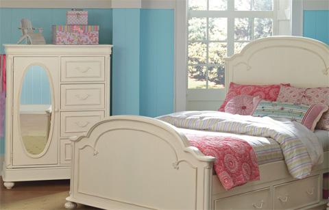 Legacy Classic Furniture - Door Chest - 3850-2500