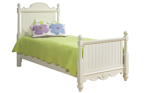 Image of Full Scroll Poster Bed