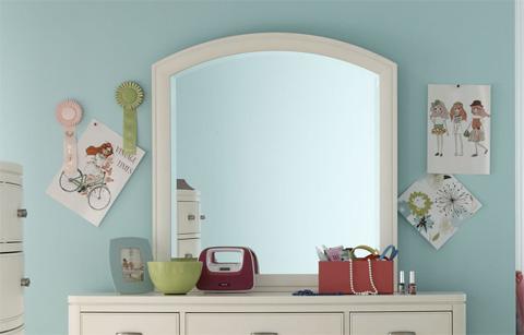 Legacy Classic Furniture - Dresser and Mirror - 9910-0300/1100