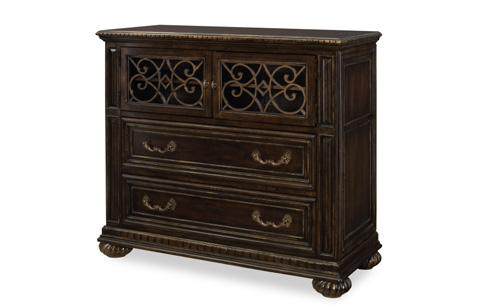 Image of La Bella Vita Media Chest