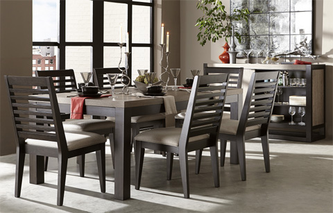 Legacy Classic Furniture - Helix Leg Table - 4660-121