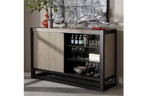 Legacy Classic Furniture - Helix Credenza - 4660-151
