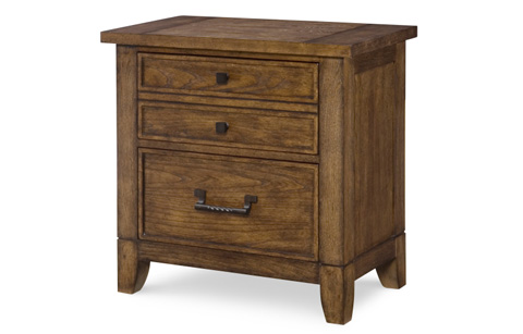 Image of River Run Night Stand