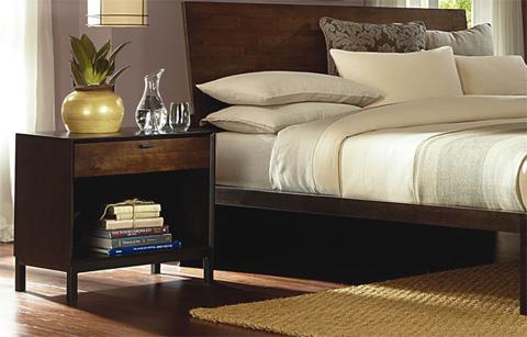 Legacy Classic Furniture - Open Nightstand - 3600-3101