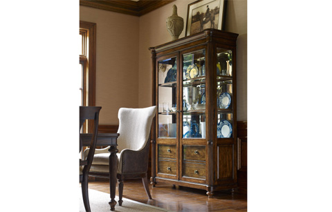 Legacy Classic Furniture - Display Cabinet - 5200-174
